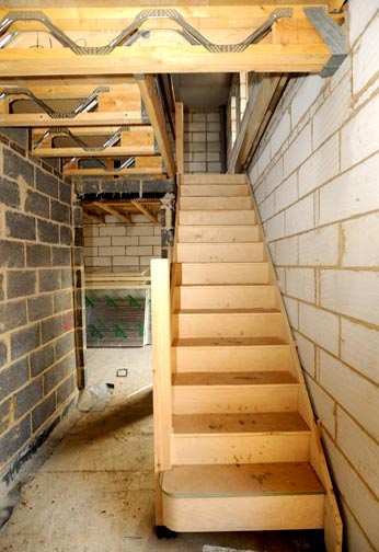 Traditional Domestic Staircase