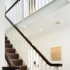 Volute Handrail to Staircase