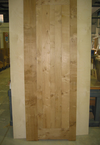 Pippy Oak Boarded Doors
