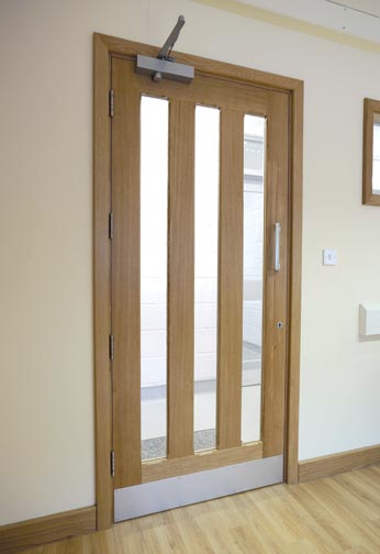 Bespoke Oak Door Set