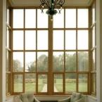 Internal View of Oak Bay Window