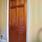 Sapele 6 Panel Door