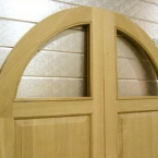 Bespoke European Oak Door