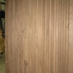 Black Walnut Boarded Doors