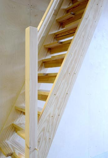 Alternator Loft Staircase