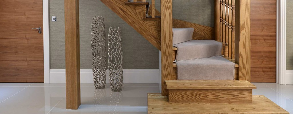 Quality staircases manufactured to individual requirements.