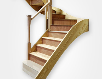 Traditional Staircases